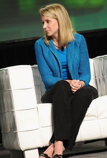 ماریسا مهیر، مدیر اجرایی یاهو