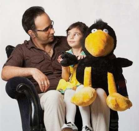 عکس های خانوادگی شهرام شکوهی
