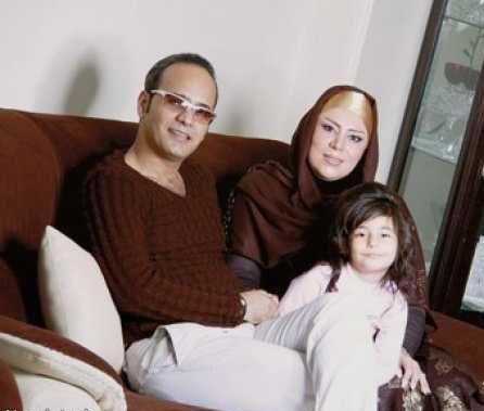 شهرام شکوهی عکس های خانوادگی شهرام شکوهی و همسرش