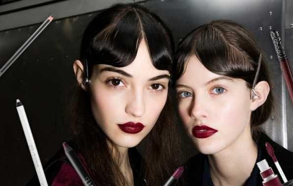 مدل و رنگ جدید رژلب مد آرایش صورت مادلینگها