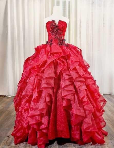 عکس مدل لباس مجلسی دانتل بلند و زیبا