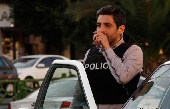 حمید گودرزی در سریال گشت ویژه