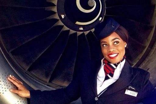 عکس مسابقه جذاب ترین مهمانداران هواپیما