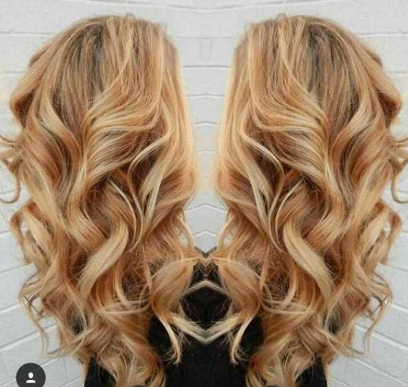 مدل رنگ موی زنانه جدید