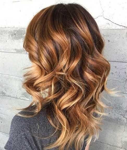 شیک ترین مدل رنگ مو و مش مو