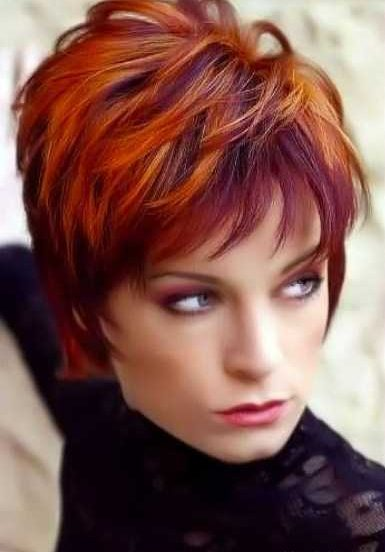 رنگ مو و مش روشن