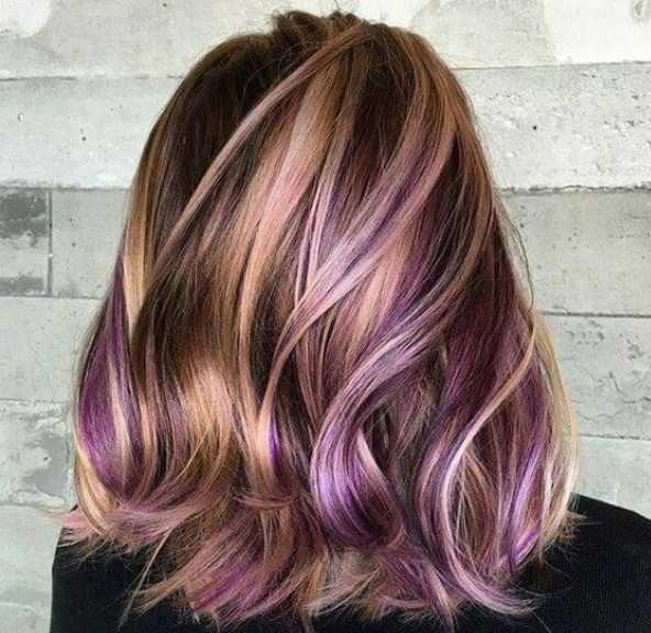 جدیدترین مش و رنگ مو