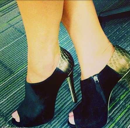عکس های مدل کفش مجلسی زنانه پاشنه بلند زیبا 96 – 2017