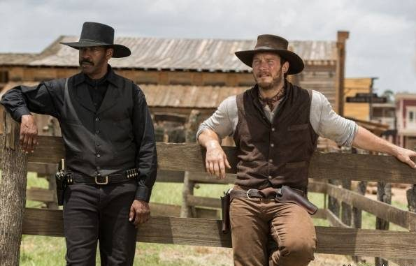 "فیلم ""The Magnificent Seven"""
