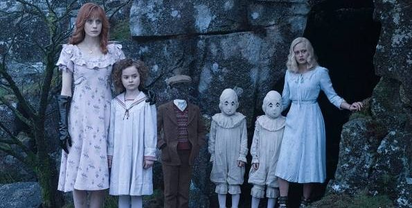 "فیلم ""Miss Peregrine's Home for Peculiar Children"""