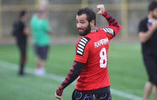 پست های جنجالی امیر تتلو در مورد فوتبالیست های لیگ برتری