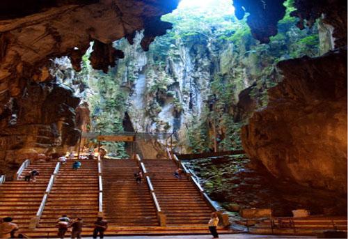 غار میمونها کوالالامپور