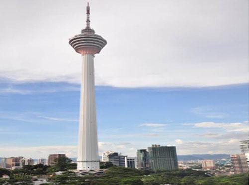 برج کی ال کوالالامپور