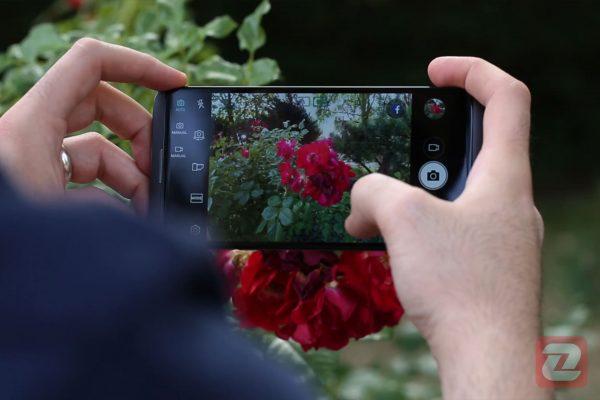 آشنایی با ویژگیای دوربین ال جی وی 20 و ویژگیهای صوتی LG V20