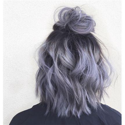 مدل رنگ مو و رنگ و مش سال 2019