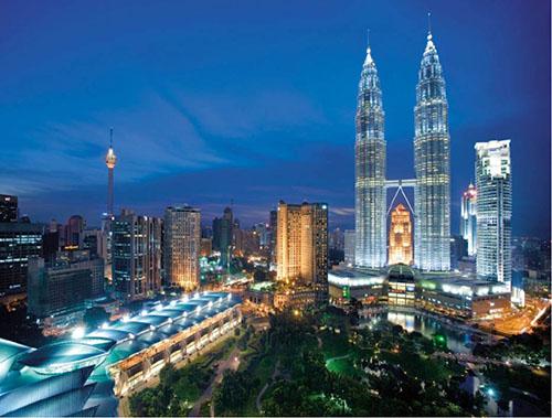 برجهای دوقلوی پتروناس کوالالامپور