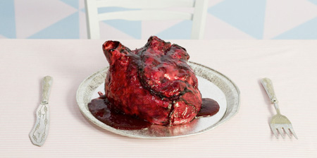 Photo of عجیب ترین خوراکی به مناسبت روز عشق