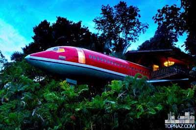 Photo of هواپیمای بوئینگی که هتلی زیبا شد