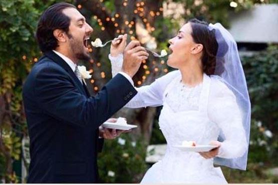 ماجرای ازدواج بهرام رادان با این خانم در خارج کشور! + عکس