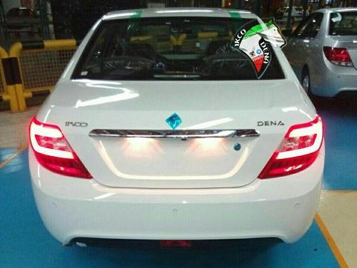 نحوه شارژ جی 7 عکس های دنا جدید توربو شارژ و مشخصات دنای جدید ایران خودرو