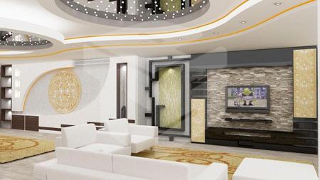 آپارات مغز جدید جدیدترین عکس های دکوراسیون tv room تی وی روم