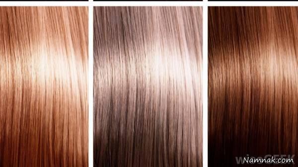 برای ترکیب رنگ مو این نکات طلایی را بدانید