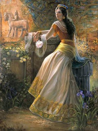 ماجرای ازدواج رکسانا دختر کوروش با کمبوجیه