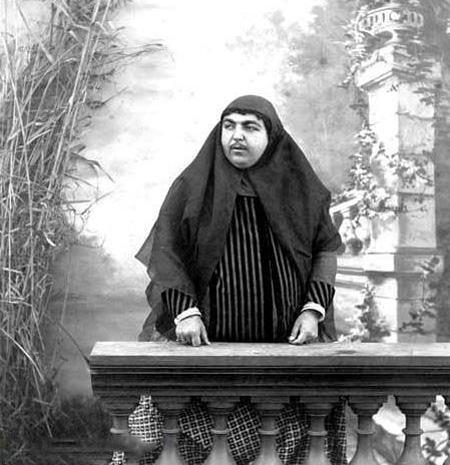 دختران و زنان زمان قاجار
