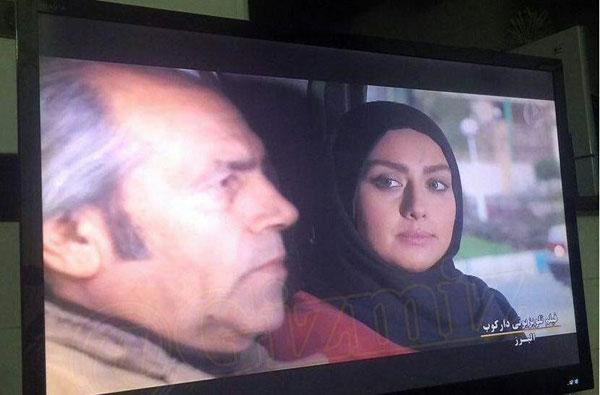 پخش تله فیلم دارکوب صدف طاهریان در تلویزیون صدا و سیما