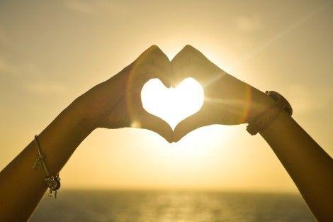 عکس های عاشقانه و احساسی با طرح قلب و دل قرمز