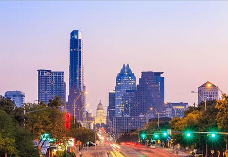 آستین؛ تگزاس