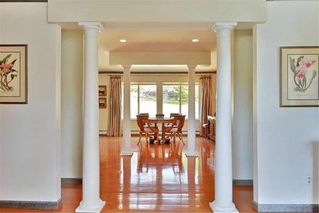 عکس هایی از خانه زیبای هیلاری کلینتون و دکوراسیون منزل رئیس جمهور آمریکا