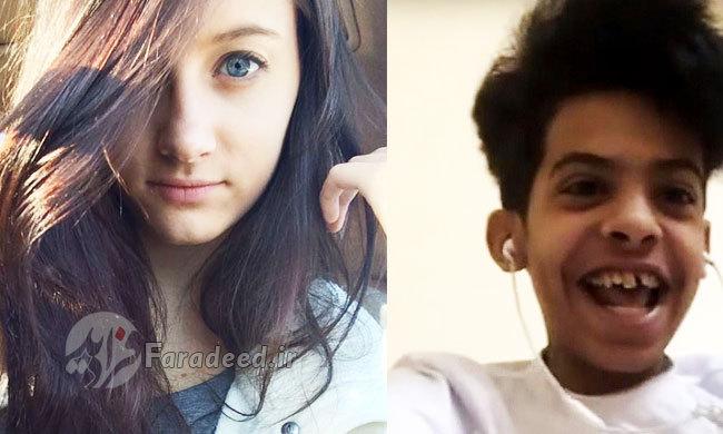 دستگیری پسر عرب به دلیل ارتباط با دختر جذاب مدل 21 ساله! + تصاویر
