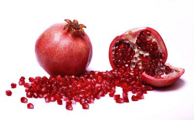 خواص درمانی پوست انار, پوست انار را بجوشانید و مصرف کنید