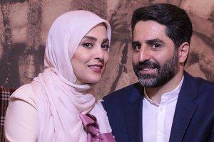ژیلا صادقی مجری معروف ایرانی