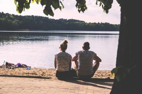 عکس های عاشقانه دو نفره   عکس های عاشقانه دختر و پسر با