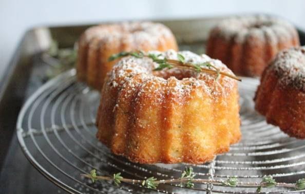 کیک آویشن