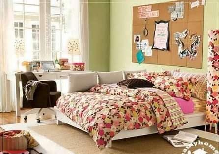 مدل دکوراسیون اتاق خواب دختران جوان, شیک ترین و جدیدترین مدل های دکوراسیون اتاق خواب دختران جوان 96 - 2016