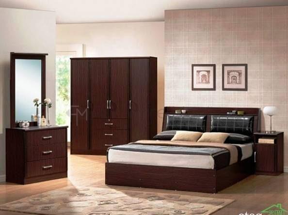 تصاویر مدل تخت خواب دو نفره