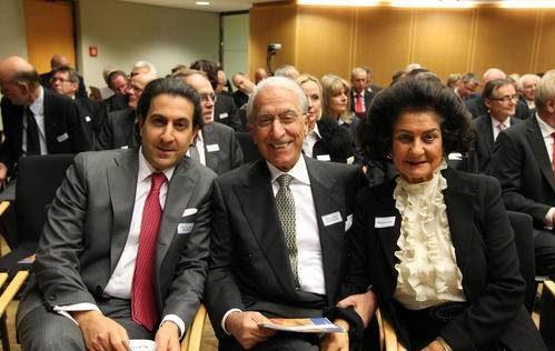 عکس خصوصی و خانوادگی پروفسور سمیعی