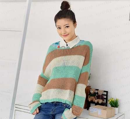 مدل لباس زمستانی دخترانه کره ای زیبا سال 96 – 2017