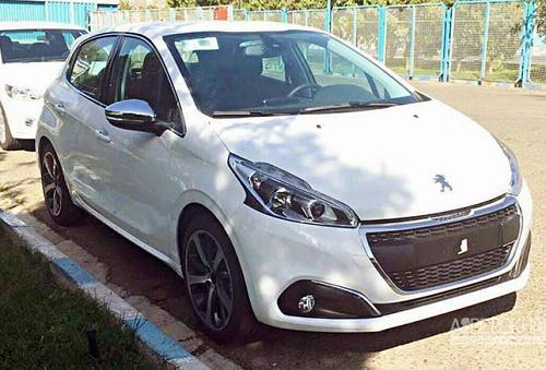 خودروی پژو 208 سفارش ایکاپ در ایران خودرو + عکس