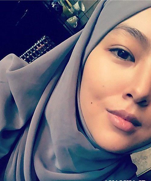 عکس های زیباترین و جذاب ترین دختر قرقیزستان که مسلمان شد
