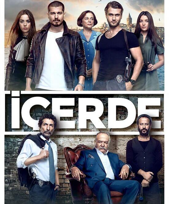 سریال Icerde سریال در زندان قسمت آخر و عکس بازیگران سریال ترکی در زندان