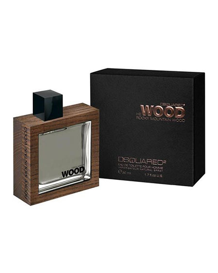 ادوکلن مردانه DSquared He Wood Rocky Mountain Wood