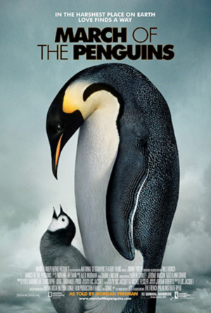 فیلم March of the Penguins