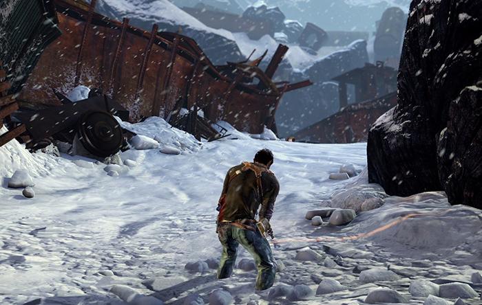 بازی Uncharted 2: Among Thieves