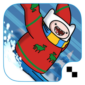 بازی Ski Safar: Adventure Time