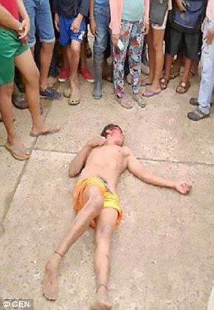 عاقبت وحشتناک برای پسری که به دختر 4 ساله تجاوز کرد! + عکس های پسر متجاوز