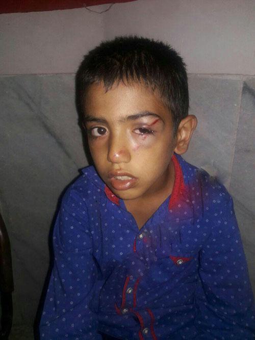 کار وحشتناک سرباز معلم در کرمان با شاگرد بیچاره! +عکس